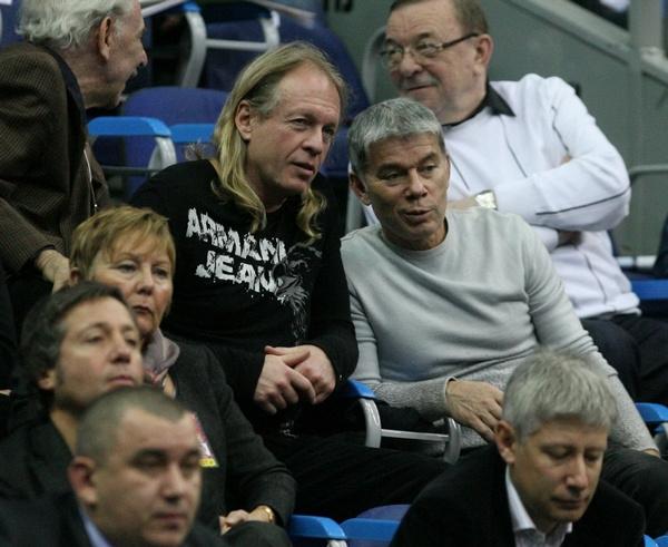Крис Кельми и Олег Газманов