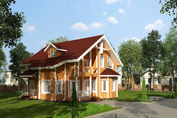 В загородном доме обязательно будет спальня для родителей телеведущей и просторная гардеробная