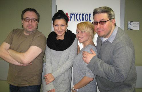 Вадим Воронов, Елка, Алиса Селезнева, Сергей Мельников