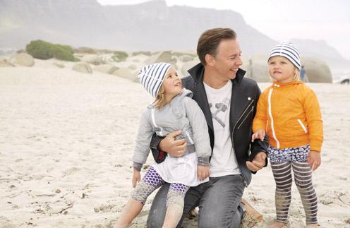 Дочки, 6-летняя Валентина-Вероника (слева) и 4-летняя Летиция, вдохновили папу на создание мультфильма