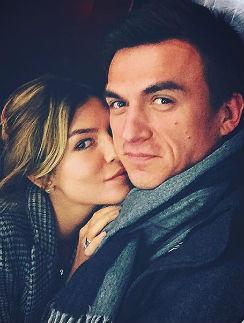 Влад Топалов с супругой