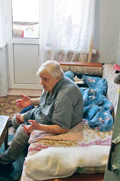 Антонина Дмитриевна мечтает лично поблагодарить Филиппа за помощь