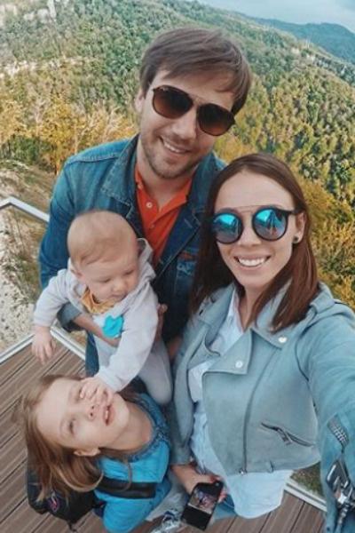 Лилия даже подружилась с дочерью Ивана от первого брака Машей