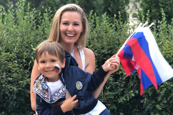 Мария Кожевникова и Ваня