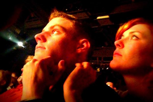 Павел и Валерия одинаково увлечены театральным искусством
