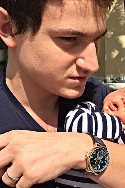 Внука Татьяны Овсиенко назвали Александром