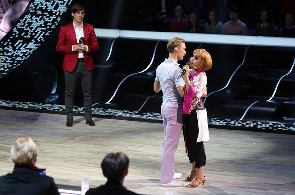 Максим Галкин на программе «Танцы со звездами»