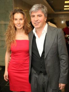 Ирина Патлах и Сосо Павлиашвили