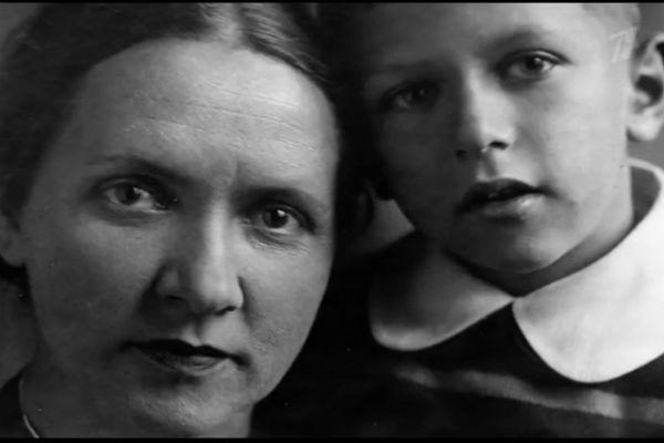 Игорь Кваша с мамой