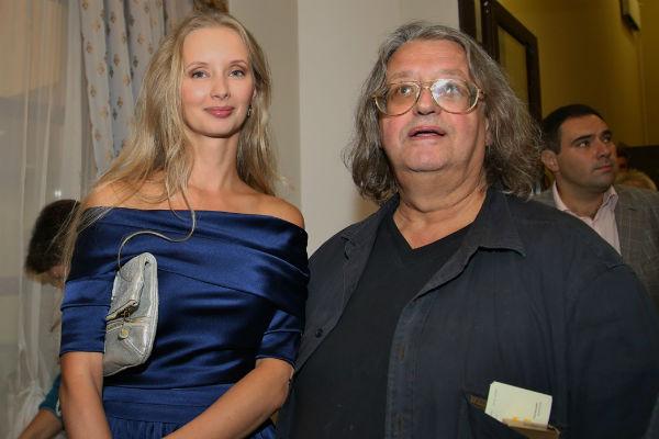 Александр Градский и Марина Котошенко