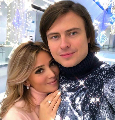Прохор Шаляпин с Татьяной Гудзевой