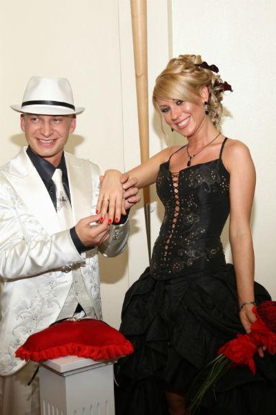 Брак Третьякова и модели Светланы Соколовой просуществовал около трех лет