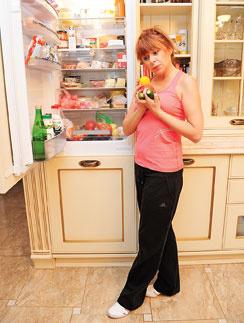 «С холодильником у меня теперь прохладные отношения»