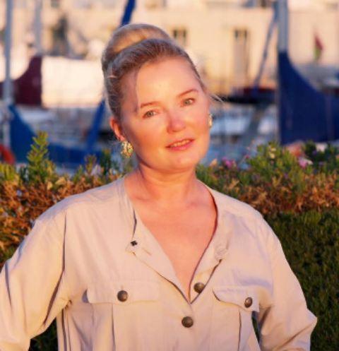 Лариса Вербицкая находится на отдыхе в Испании