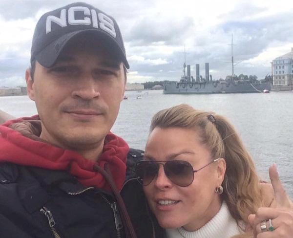Наталья Громушкина и Илья Оболонков