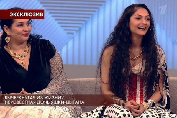 Дочери Есения и Кристина