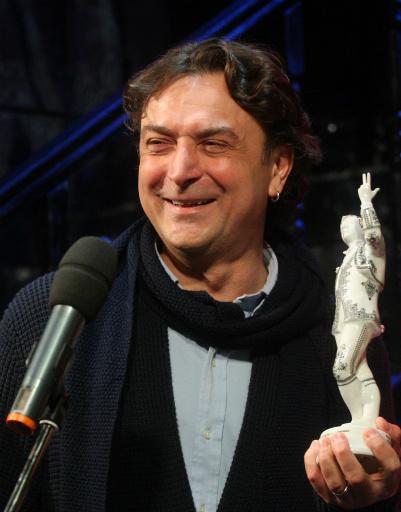 Актер Александр Лазарев-младший