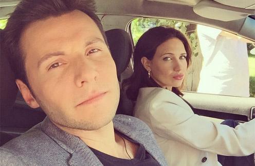 Вячеслав Манучаров и Екатерина Климова