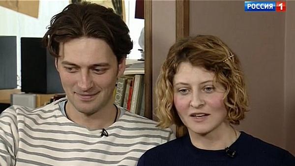 Иван Колесников и его жена Лина Раманаускайте