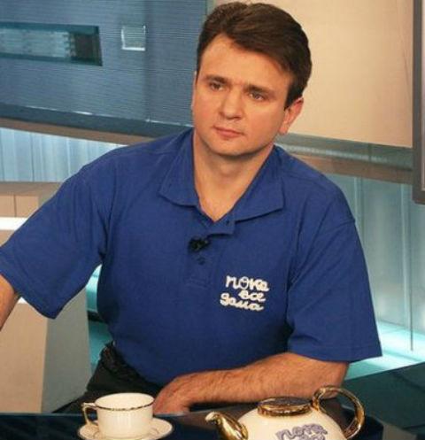 Тимур Кизяков - бессменный ведущий программы