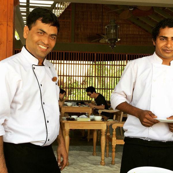 Знаменитость была покорена кулинарными способностями местного шеф-повара