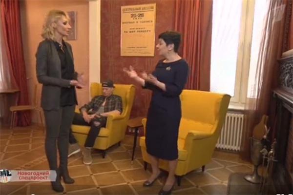 Кристина Орбакайте провела экскурсию по маминой части квартиры