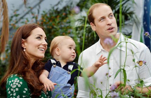 Кейт и Уильям намерены оградить своего сына от преследований