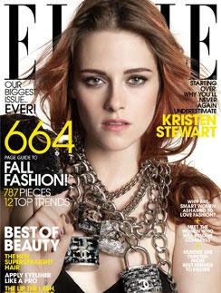 Кристен Стюарт на обложке журнала