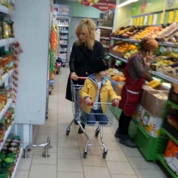 Примадонна закупается в магазинах эконом-класса