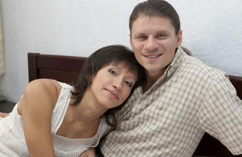 Мы с Валерой женаты уже 8 лет