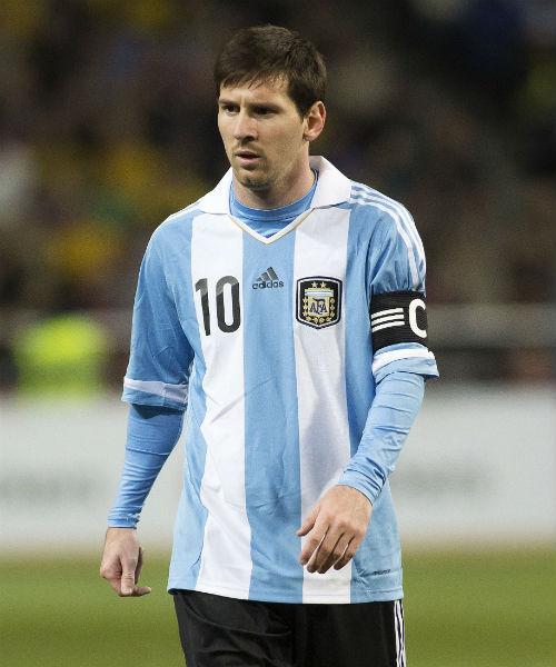 2 место. Лионель Месси («Барселона») – 35 миллионов евро