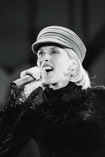 В начале карьеры юбилярша предпочитала «пацанский» стиль
