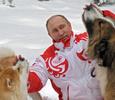 Владимир Путин напугал гостей четвероногим телохранителем