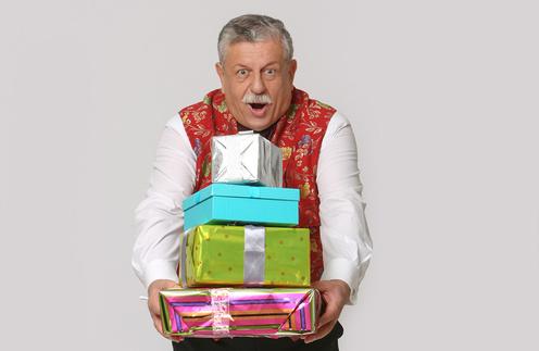 Михаил Борисович Борисов