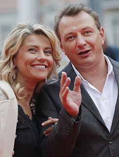 Марат Башаров и Екатерина Архарова совсем недолго были счастливы вместе