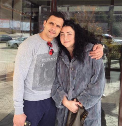 Лолита Милявская переживает из-за увлечения мужа