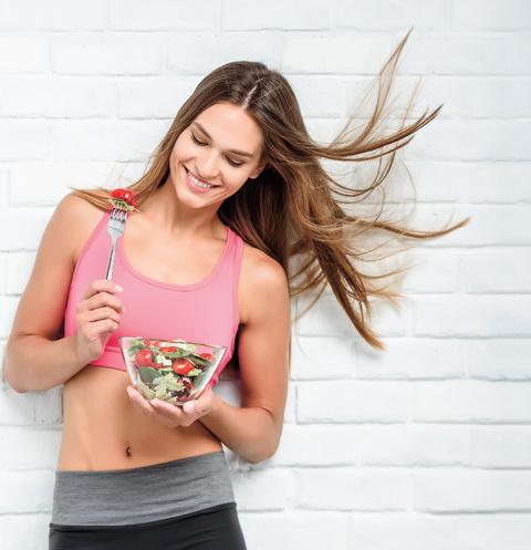 Вредную еду стоит заменить овощами и фруктами