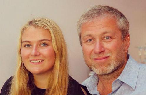 София с папой Романом Абрамовичем