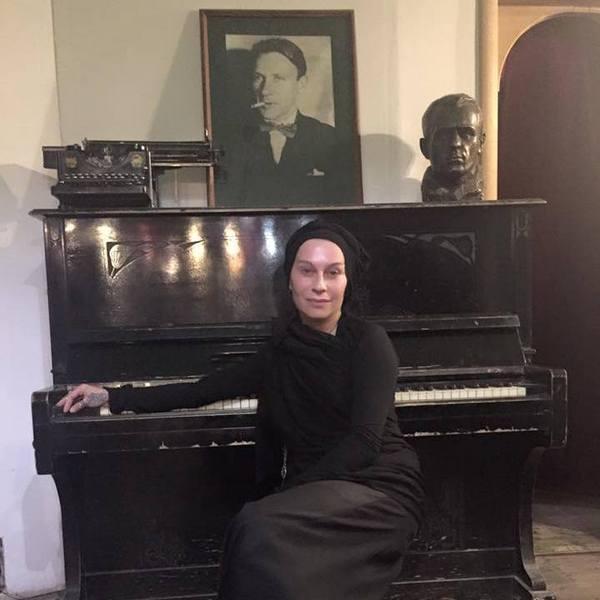 Наргиз Закирова переживает за свою дочь