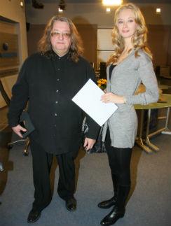 Александр Градский с Мариной Коташенко