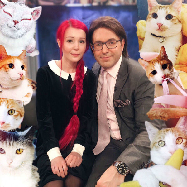 Андрей Малахов и Анастасия Шпагина