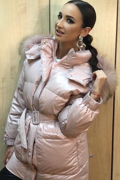 Ольга Бузова рекламирует одежду