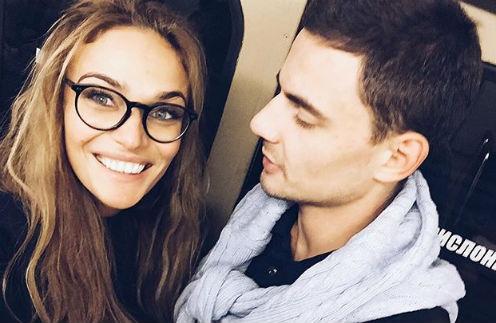 Алена Водонаева и Антон Коротков