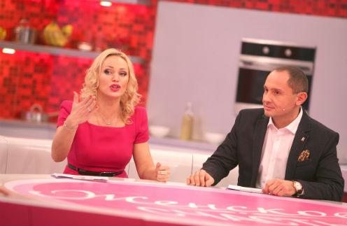 Алла Довлатова и Павел Раков вносят романтику в жизнь пар