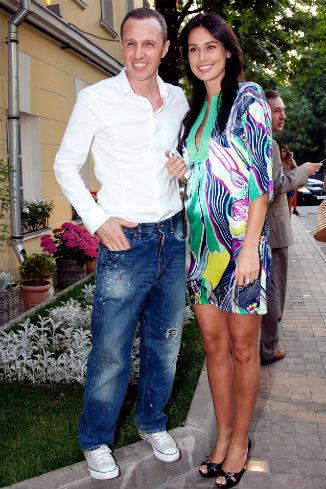 Игорь Верник и Дарья Стырова