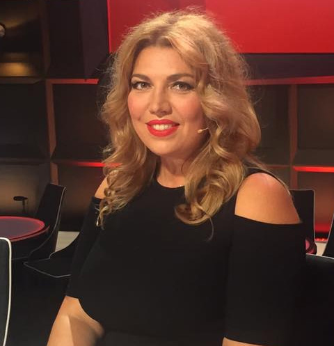 Звезда Comedy Woman Екатерина Скулкина впервый раз показала своего сына