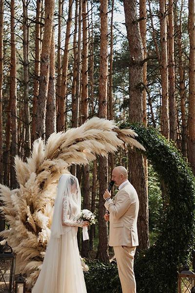 После долгих лет тайного романа Потап и Настя Каменских сыграли свадьбу
