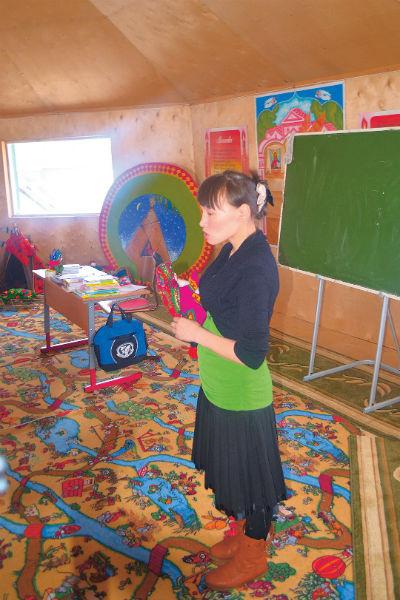 Чтобы стать учителем школы в тундре, нужно закончить местный колледж по специальности «Кочевой педагог»
