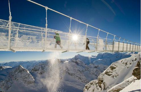 Захватывающая прогулка по Peak Walk будет для туристов бесплатной