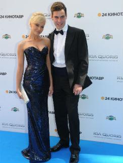 Супруги Дмитрий и Татьяна Дюжевы